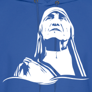 Design ~ Mother Teresa Hoodie