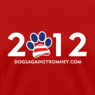 Design ~ Official Dogs Against Romney