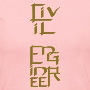 Civil Engineer Character Long Sleeve Shirts