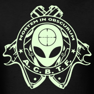 Design ~ ALIEN CAVE BASE TASK FORCE COMBAT SHIRT