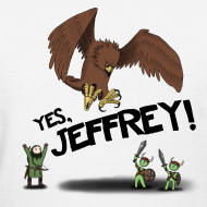 Design ~ Jeffrey Womanshirt