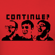 Design ~ Continue Crew Red