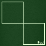 Design ~ Bad [Glow In The Dark]