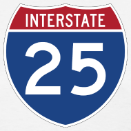 Design ~ Interstate 25 - Ladies