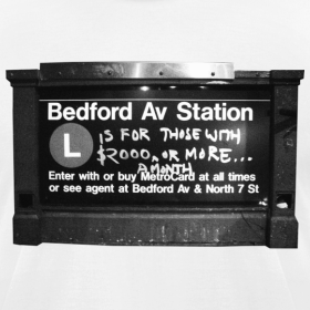 Design ~ Bedford Ave. Station