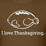 Thanksgiving Turkey & Football