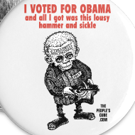 Design ~ I Voted For Obama