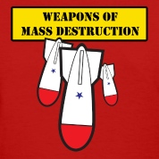 Red Weapons of Mass Destruction Women