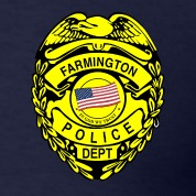 Navy farmington shield PD Men