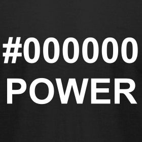 Design ~ #000000 POWER