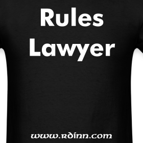 Design ~ Rules Laywer