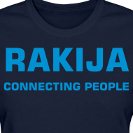 Design ~ Girl RAKIJA connecting people Croatia