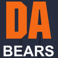Design ~ DA Bears Men's Hoody