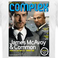 Design ~ James McAcoy & Common