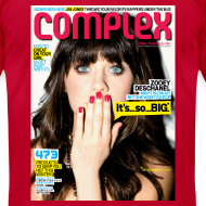 Design ~ Zooey Deschanel Cover