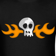 Design ~ Hoagie skull t-shirt (Day of the Tentacle)