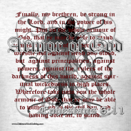 Design ~ Armor of God, Cool Christian T-Shirts, Ephesians