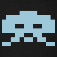 Design ~ Invader Blue