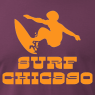 Design ~ Surf Chicago Apparel Shirt