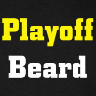 Design ~ Playoff Beard - Men's Standard T-shirt