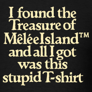 Design ~ Monkey Island (Melee Island Treasure) [SPECIAL OFFER]