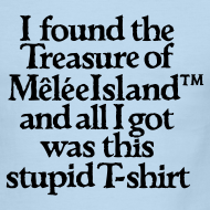 Design ~ Monkey Island: Melee Island Treasure