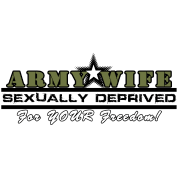 Army Wife Sexually Deprived For Your Freedom