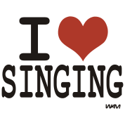 i love singing by wam