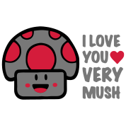 i love you very mush