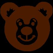 Bear Face 1c