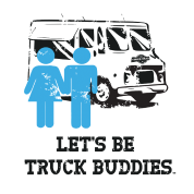 Let's Be Truck Buddies