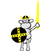 sheep viking1