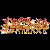 Reindeers Sing