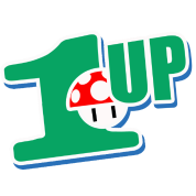 1UP Legendary Power Up Mushroom