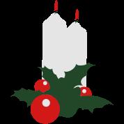 christmas christian candles beautiful