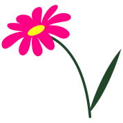 simple daisy flower