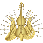 Golden Winged Violin