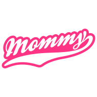 Design ~ Mommy (baseball style)