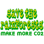 Save the Rainforests CO2