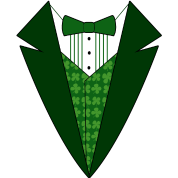 Irish Tuxedo St Patricks Day