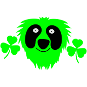 funny irish monster St Patricks Day tribute