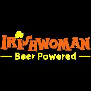 Beer Powered Irish Woman