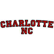 Charlotte NC College Style Rounded