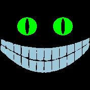 Cheshire cat (2c)