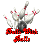 Bowling Team Dolls With Balls