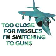 Close Missles Top Gun