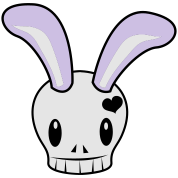 little rabbit skull
