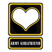 US Army Girlfriend Logo