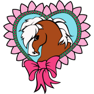 Design ~ Haflinger Pony