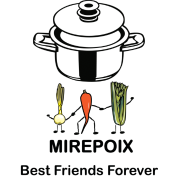 Mirepoix - Chef Shirt